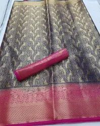 Multicolor Rich Pattu Silk Saree By Shivam Arts