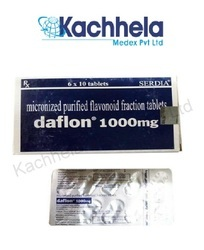 Daflon 1000 Mg Tablet