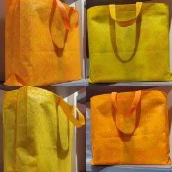 Self Printing Non-Woven Bags