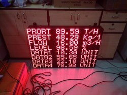Industrial Production LED Display