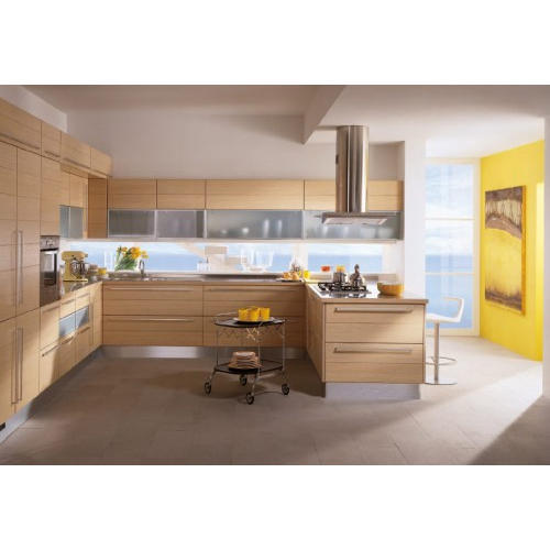 Modular Kitchens - Royal Modular Kitchen Manufacturer from Delhi