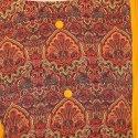 Mustard Poly Crepe Kurta(JNE2291)