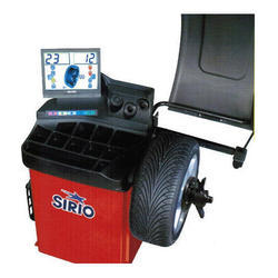 Sirio Single Phase Wheel Balancer, Power Supply: 230 V