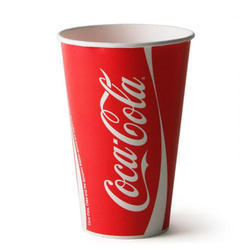 Disposable Cold Drink Paper Glass