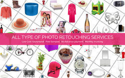 1-12 Month E- Commerce Product Photo Retouching Services UK