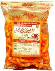 Foxtail Millet Crispy-sweet Chilly