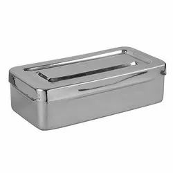 Aluminium Surgical Instruments Box