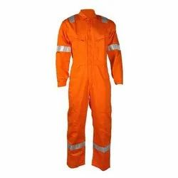 Offshore Welding Working Fire Retardant Coverall with reflective tape