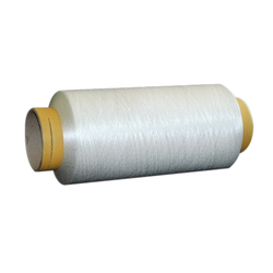 For Textile Industry White Polyester Textured Yarn