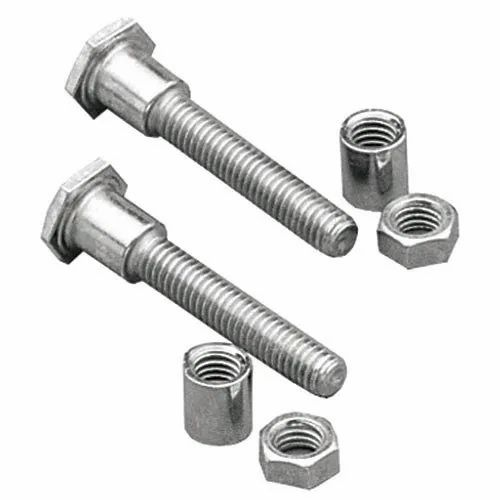Stainless Steel Bolts - S  S  Bolt Manufacturer from Mumbai