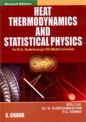 Heat Thermodynamics And Statistical Physics Book