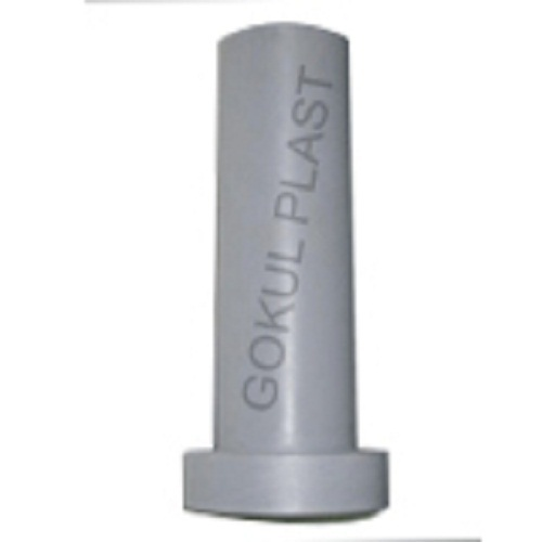 Gokul PP Extra Long Pipe End Tail Piece for Structure & Hydraulic Pip, Size: 32 to 160mm