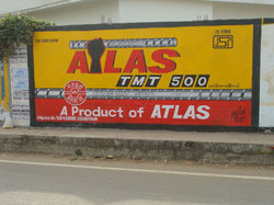 Outdoor Wall Painting Advertising