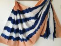 Shibori Cotton Saree