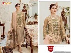 Pakistani Suits Dress Material