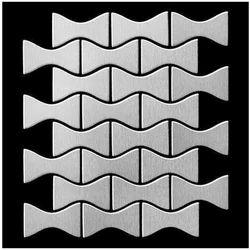 Stainless Steel 3D Effect Designer Sheets