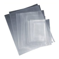 Plain LDPE Plastic Bag, 1-3mm
