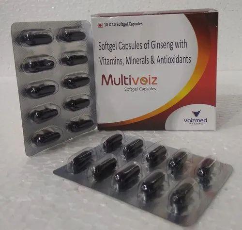 Multivoiz Softgel Capsules