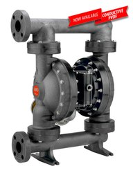 2'' Expert Series Non-Metallic Air Operated Diaphragm Pump