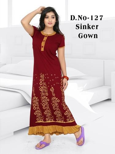 d4332e86aa Ladies Night Dress at Rs 240  piece