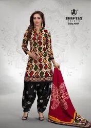 Deeptex Batik Plus Salwar Kameez