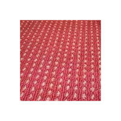 Red Wall To Wall Loop Pile Carpet