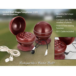 Telephone (Cricket Ball Shape)
