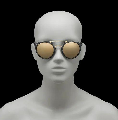 9255cc7fb6 Female Fastrack Girls Plastic UV Protected Black Demi Sunglasses