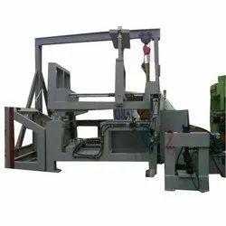 Mild Steel 60 Ton Per Day Hydraulic Cylinder Endurance Testing Machine, For Industrial