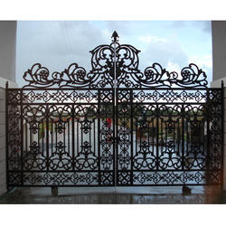 Decorative Cast Iron Gate