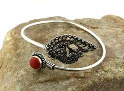 Oxidized Stone Bracelets