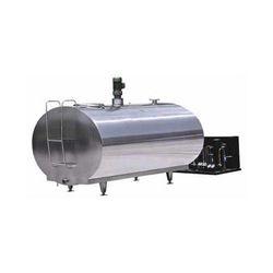 Cylindrical Shape Milk Storage Tank