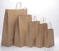 supplier brown paper bag