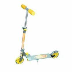 Yellow Cosmic Kick Scooter