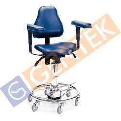 Horizontally swinging barber chair apologise