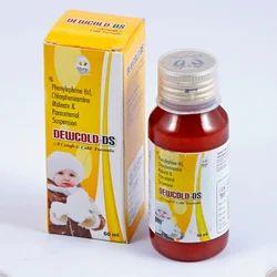 Phenylephrine HCL, Chlorpheniramine Maleate Suspension