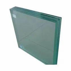 Transparent Toughened Glass, Size: 10-50mm diameter, Shape: Flat
