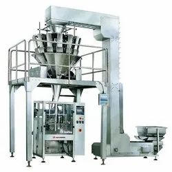 Multihead Belt Draw FFS Pouch Packing Machine