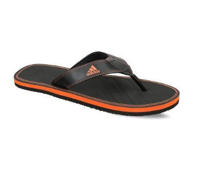 2e6aa5348cd8 Black And Flux Orange Men Mens Adidas Swim Brizo 4 0 Ms Slippers ...