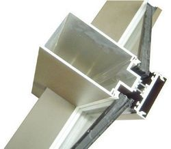 Aluminum Structural Glazing Profiles