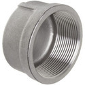 Stainless Steel Threaded Pipe Cap