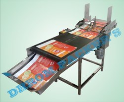 Automatic Label Feeding Machine