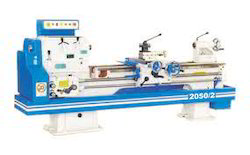 Semi-Automatic Heavy Duty Geared Lathe Machine 2050, 2050 Series
