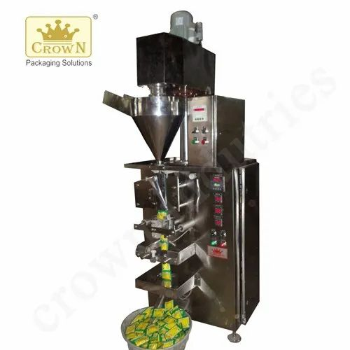 Stainless Steel Spices Pouch Packing Machine
