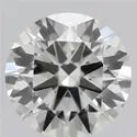 1.75ct Lab Grown Diamond CVD G VVS2 Round Brilliant Cut IGI Crtified Type2A