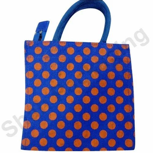 Plain Jute Fashion Bag, Capacity: 2 To 3 Kg