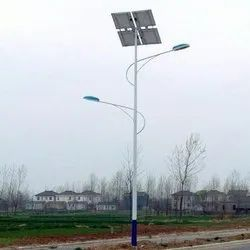 Poles for Solar LED Lights