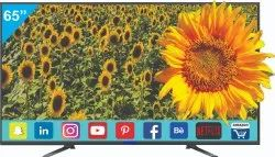 Wellcon 65 Inch Smart 4k LED TV