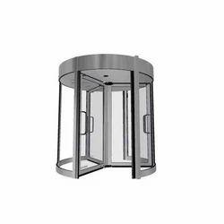 Automatic Glass Revolving Doors