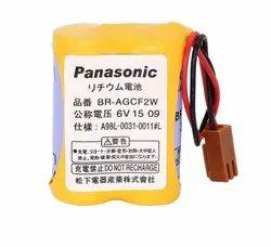 BR-AGCF2W Panasonic 6 VOLT Industrial Battery